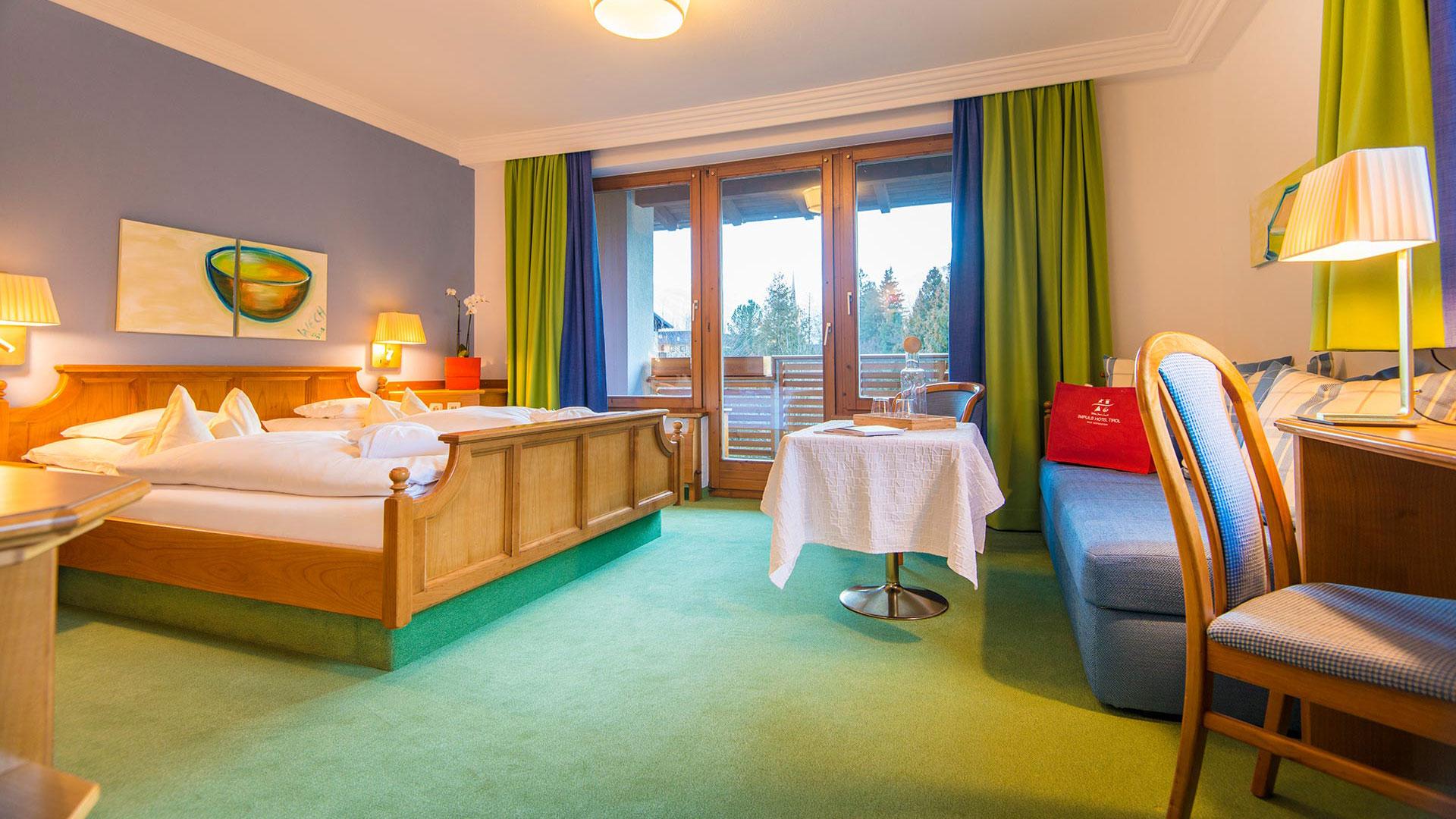Alpine Double Room