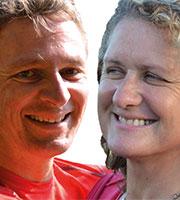 Jochen Enderle und Ulrike Schülke