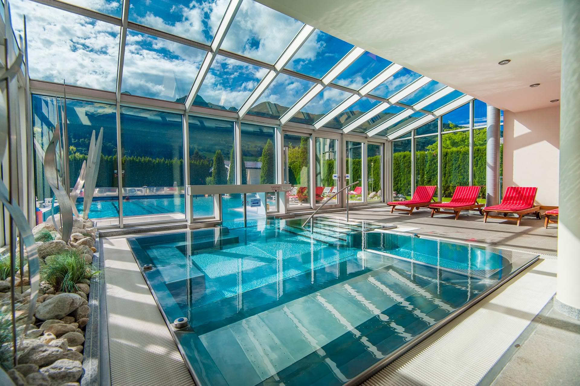 Impuls hotel tirol 4 s wellnesshotel in bad hofgastein for Hotel design tirol