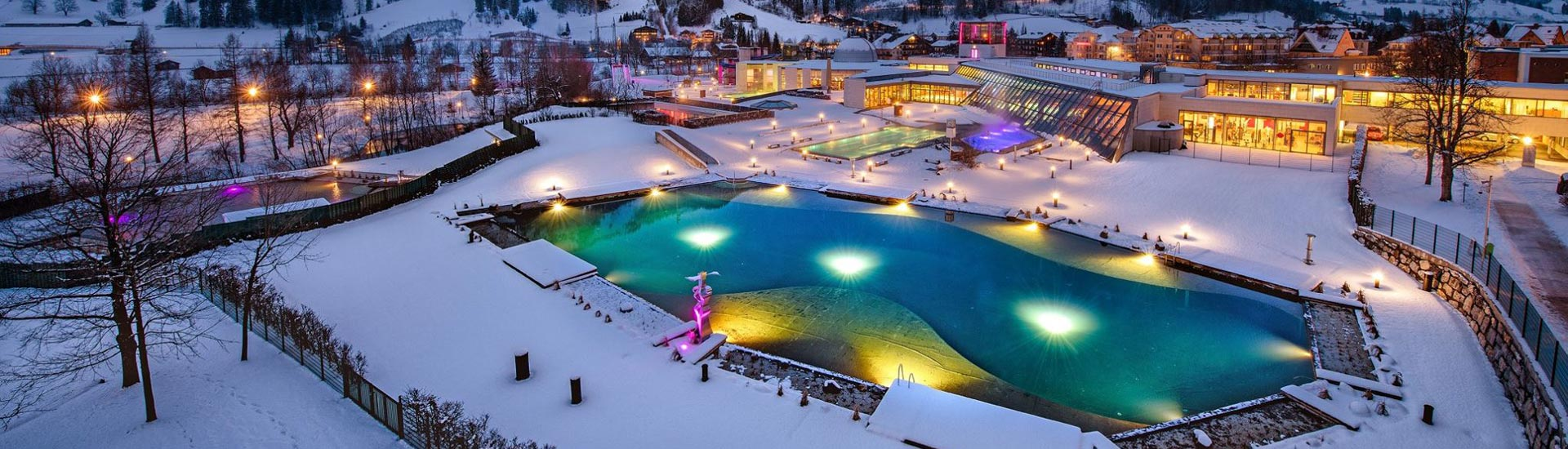 Genießen Sie Ihren Thermenurlaub in Gastein im Impuls Hotel Tirol