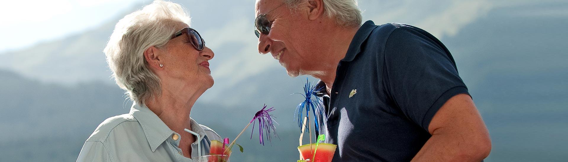 Erleben Sie einen Kuraufenthalt mit Partner im Salzburger Land
