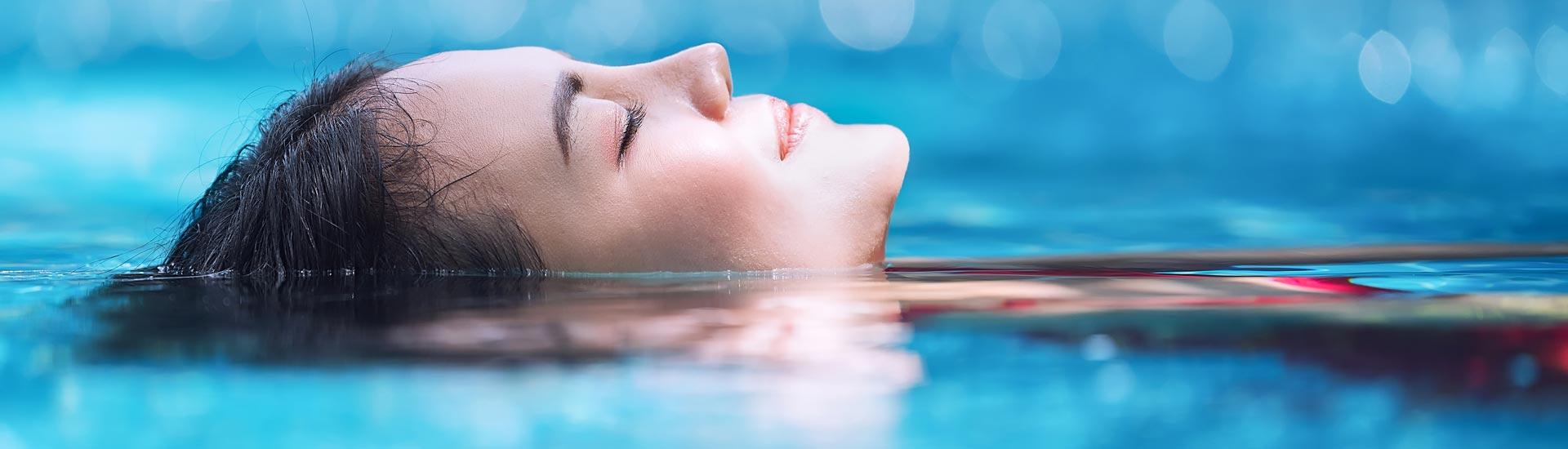 Genießen Sie das Gasteiner Thermalwasser im Impuls Hotel Tirol