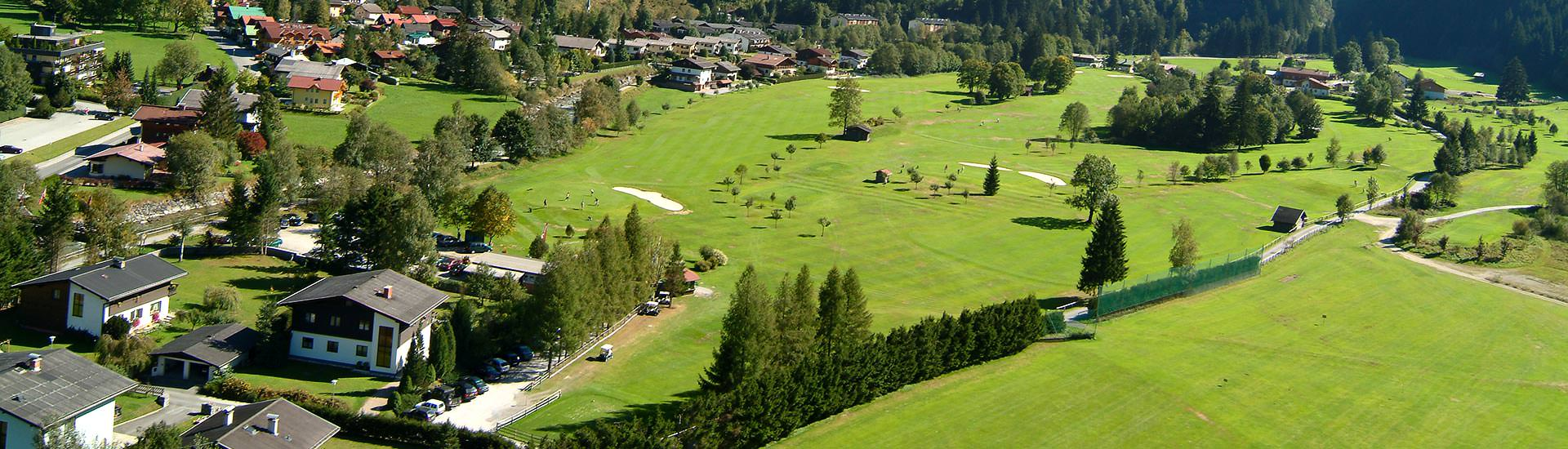 Genießen Sie Ihren Golfurlaub in Gastein