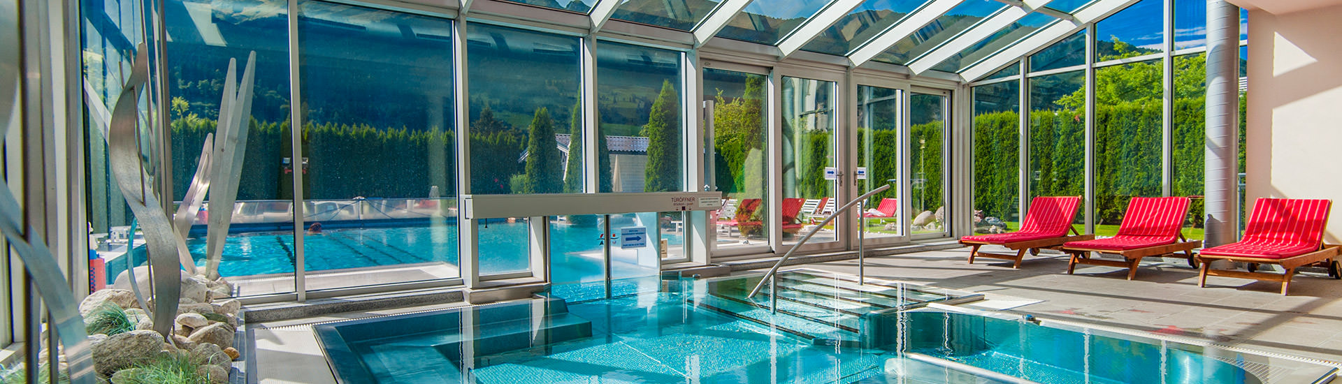 Hotel Impuls Tirol Wellness
