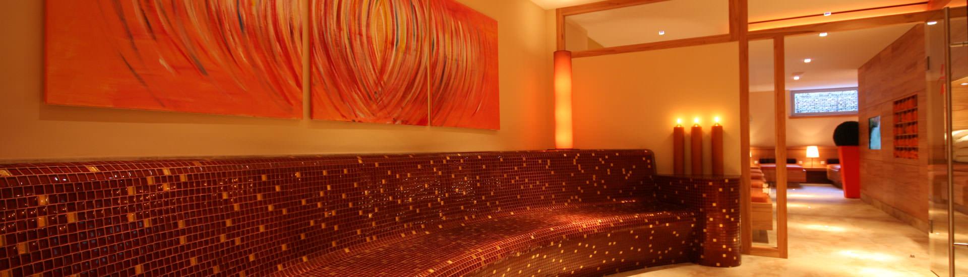 Entdecken Sie die SPA Welt im Impuls Hotel Tirol