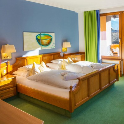 Alpine Double Room